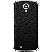 Krusell Avenyn UnderCover Clip-On Case for Samsung Galaxy S4 - Black