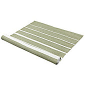 Eightmood Degrade Light Green Plain Rug - 70 cm x 160 cm (2 ft 4 in x 5 ft 3 in)