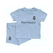 Real Madrid Baby Kit T-Shirt and Shorts - 2015/16 - White