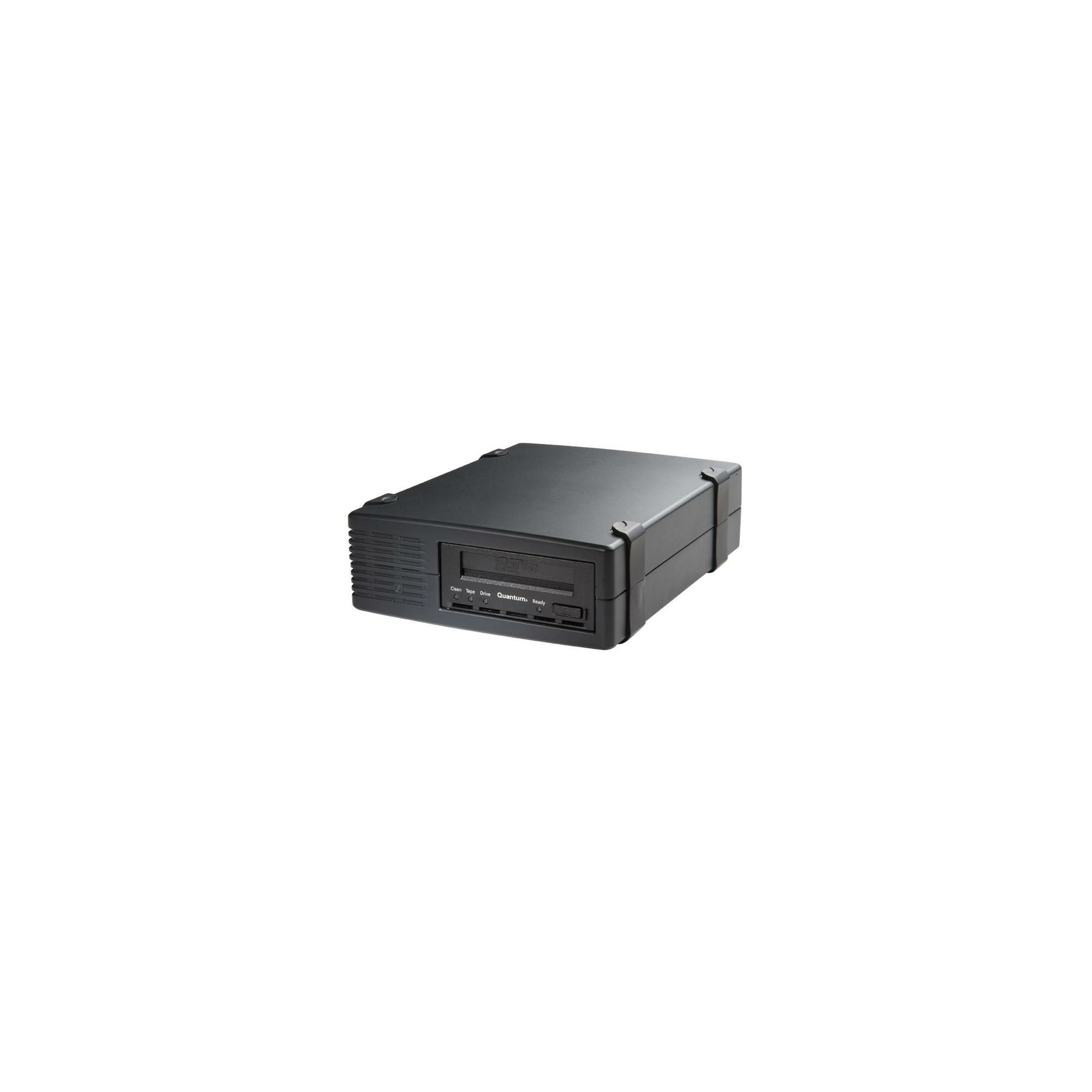 Quantum DAT 160 Tabletop Tape Drive Kit USB 2.0 (Black) at Tesco Direct