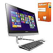 "Lenovo B50-30 - F0AU00BMUK - 23.8"" Touchscreen Full HD All In One PC Intel Core i7-4785T 8GB 2TB Windows 8.1 With Antivirus"