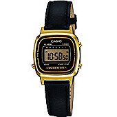 Casio Ladies Casio Watch LA670WEGL-1EF
