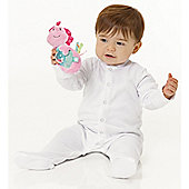 Mothercare Baby Ocean Seahorse Rattle