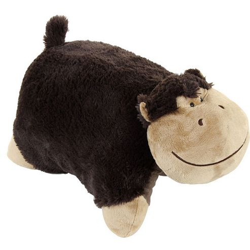 Mookie Pillow Pets Monkey Soft Toy