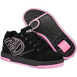 Heelys Propel 2.0 Black/Pink Kids Heely Shoe