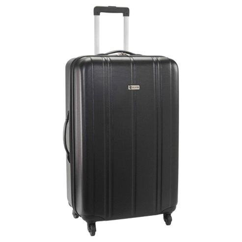 Revelation by Antler Zygo 4-Wheel Hard Shell Suitcase, Black Medium