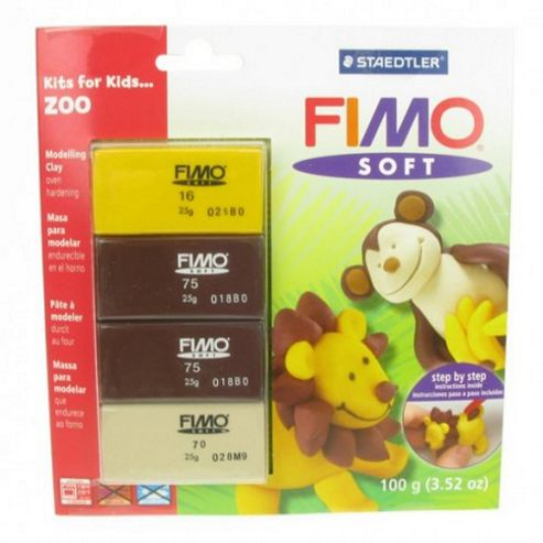 Fimo Create Your Own Zoo