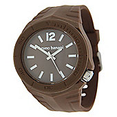 Bruno Banani Prisma Unisex Brown Watch - CW3 205 405