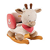Nattou Charlotte and Rose Rose The Giraffe Rocker