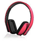 IT7X2 Bluetooth Wireless Headphones Pink Matte