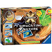 Science X - Simulating Nature - Ravensburger