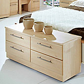 Welcome Furniture Sherwood 4 Drawer Bed Box - Maple