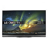 "LG OLED65E6V 65"" Smart WiFi Built In Ultra HD 4K OLED With Freeview HD Black"