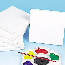 Kids Crafts Mini Painting Canvases (Pack Of 3)