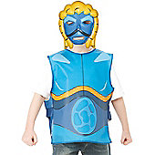Child Gormiti Sea Tabard and Mask