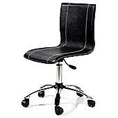 Hispanohogar Office Chair - Black