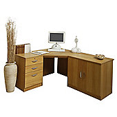 Buy computer office desks study home office tesco - Tesco office desk ...