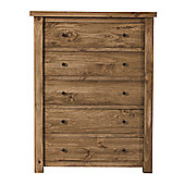 Wilkinson Furniture Georgia 5 Drawer Chest
