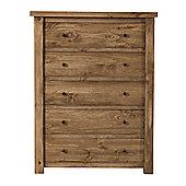 Wilkinson Furniture Georgia 5 Drawer Chest
