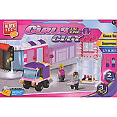 Block Tech - Girls In The City Building Set