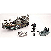 Soldier Force - Tiger Fish Boat
