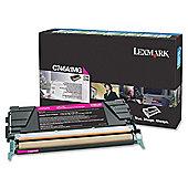 Lexmark (Magenta) Toner Cartridge for C746/C748 Printers