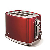 Morphy Richards 220004 Elipta 2 Slice Toaster - Red