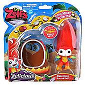The Zelfs Zelicious Scented Zelf - Rainglow Parrot Zelf Coconut Scented