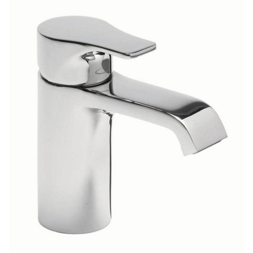 Tavistock Blaze Single Lever Mono Basin Mixer Tap with Click Waste