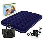 Bestway Double Air Bed With Pump
