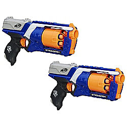 Nerf N-strike Elite Strongarm Blaster (Twin pack)