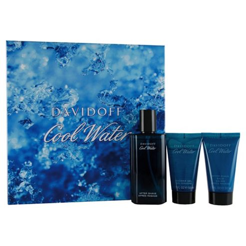Davidoff Coolwater 75ml Aftershave Gift Set