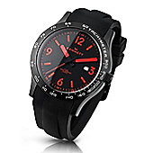 Kennett Gents Altitude Black & Red Watch WALTBKRDBK