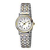 M-Watch Lady Chic Ladies Gold Ion-plated Stainless Steel Date Watch A629LAM.B3CH10AF