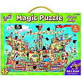 Magic Puzzles - Pirate Ship Puzzle - Galt