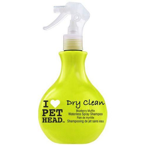Pet Head Dry Clean Waterless Spray Pet Shampoo