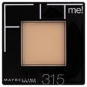Maybelline face Ancill Fit Me Powder Honey 316