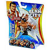 WWE Slam City Alberto Del Rio Figure