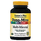 Natures Plus Dyno Mins Multi Mineral 90 Tablets