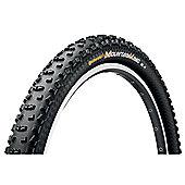 Continental Mountain King II Folding Tyre in Black - 28 x 2.40 (29er)