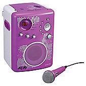Goodmans XB4CDGXP Karaoke CD System