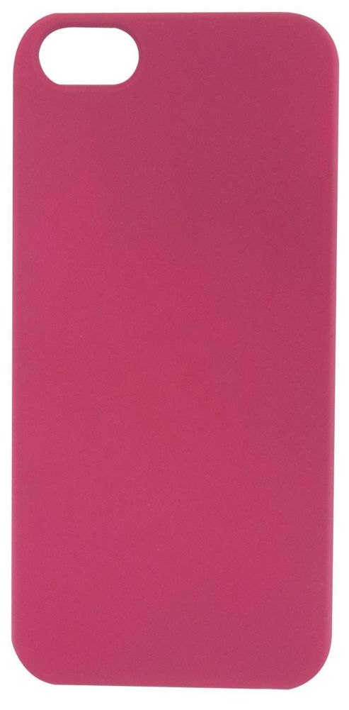 Tortoise™ Hard Case Super Thin iPhone 5 Raspberry Red