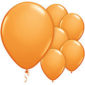 Orange Balloons - 11' Latex Balloon (100pk)