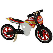 Kiddimoto Scrambler (Emergency Service Fire)