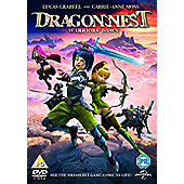 Dragon Nest - Warriors' Dawn DVD