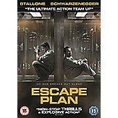 Escape Plan - DVD