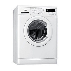 Whirlpool 7kg, A+++ energy, White Washing Machine with 6th SENSE Sensor Technology, WWDC 7210/1