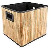 Foldable Bamboo Storage