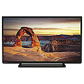 Toshiba 40L2433DB 40 Inch Full HD 1080p LED TV with Freeview