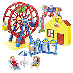 Peppa Pig Holiday Pier Playset